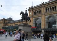 Центральный вокзал Ганновера