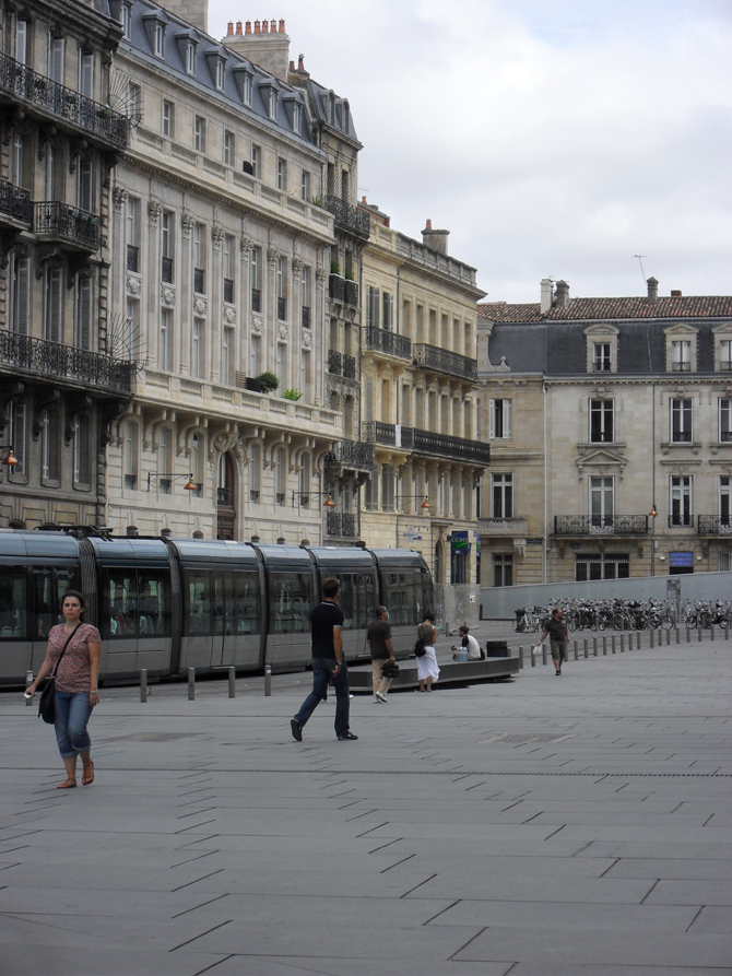 трамваи Бордо