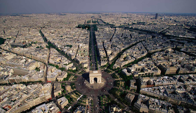 Площадь де Голля