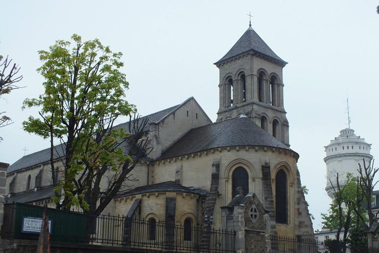 Сен-Пьер-де-Монмартр