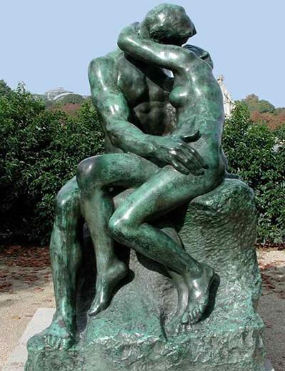 Поцелуй Родена