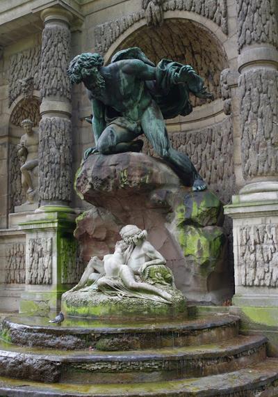 скульптура фонтана Медичик