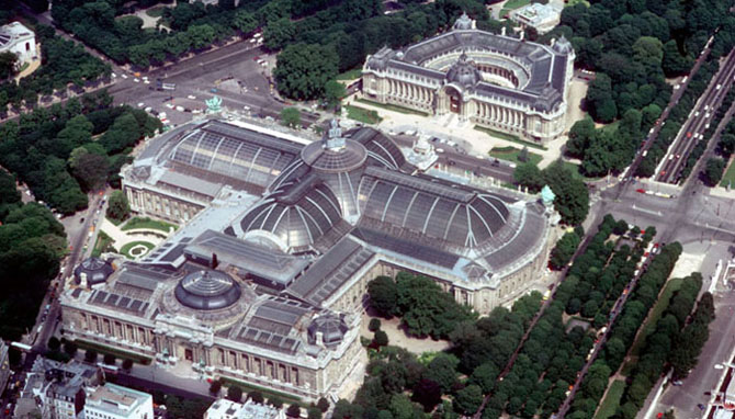 Большой и Малый дворцы Парижа