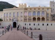княжеский дворец в Монако