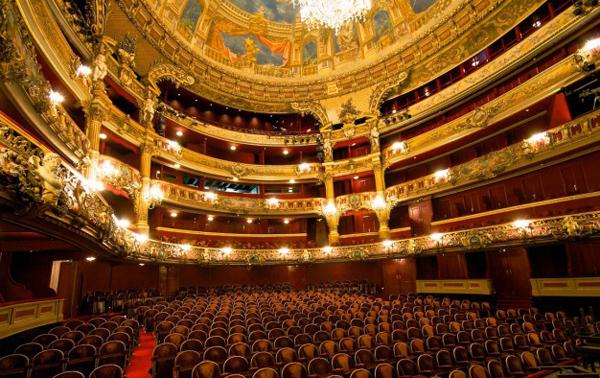 оперный театр Бельгии