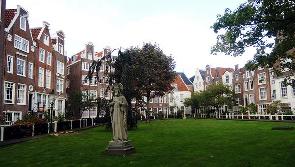 бегинаж амстердам