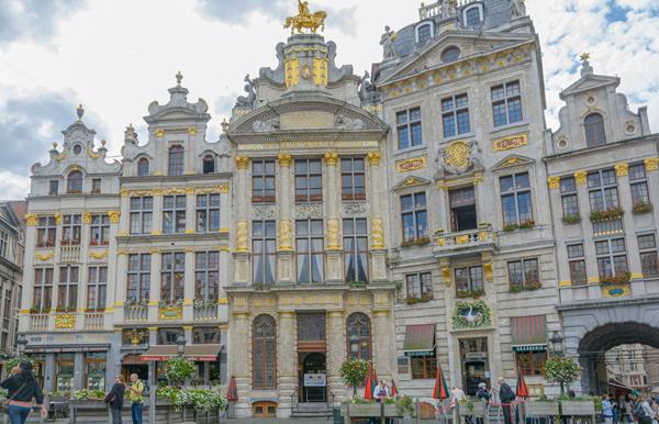 музей пивоварения Брюссель