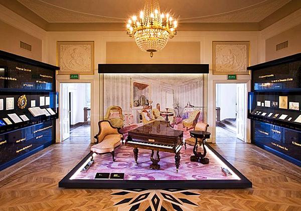 пианино Шопена