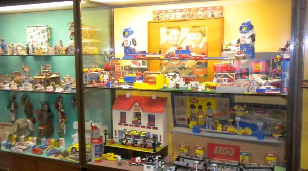 музей игрушек брюссель