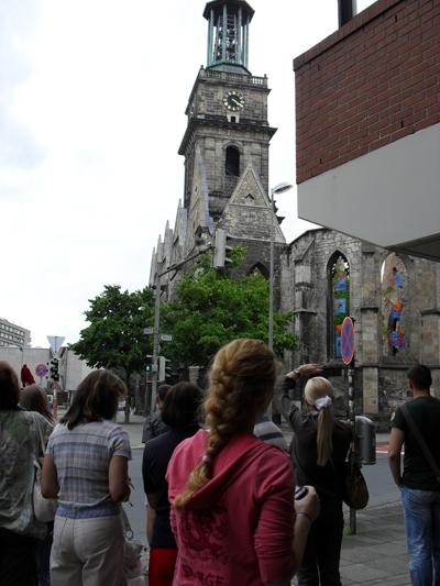 старая церковь Ганновера
