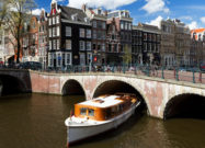 прогулки по каналам Амстердама