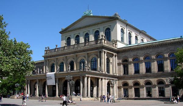 оперный театр Ганновер