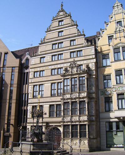 дом Лейбница