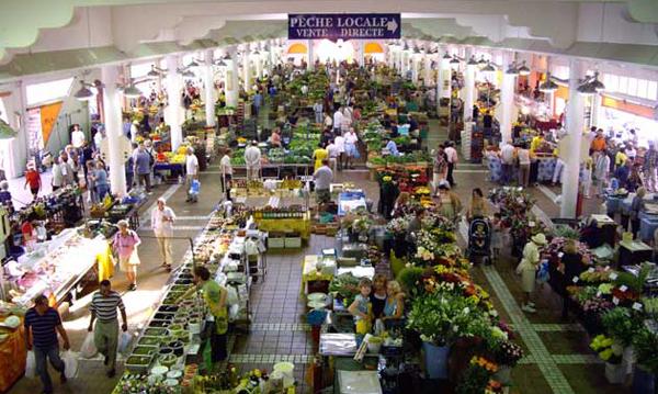 рынок Форвиль
