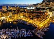 пристань Монако