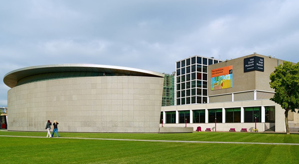Музей Ван Гога Амстердам