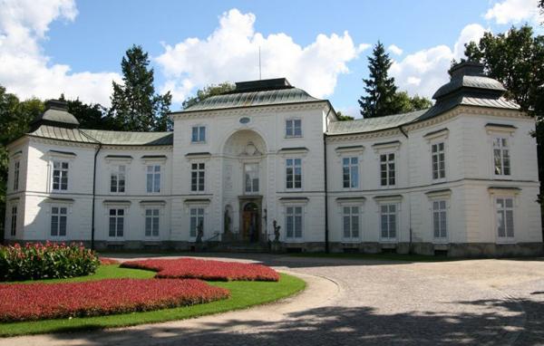 Мыслевицкий дворец
