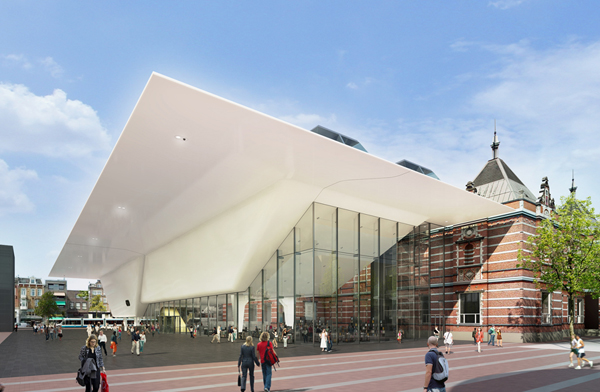 Городской музея Амстердама