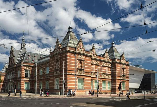 Амстердам городской музей
