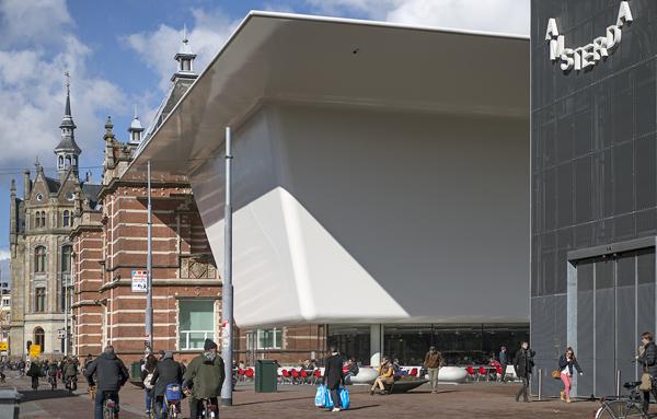 городской музей амстердама