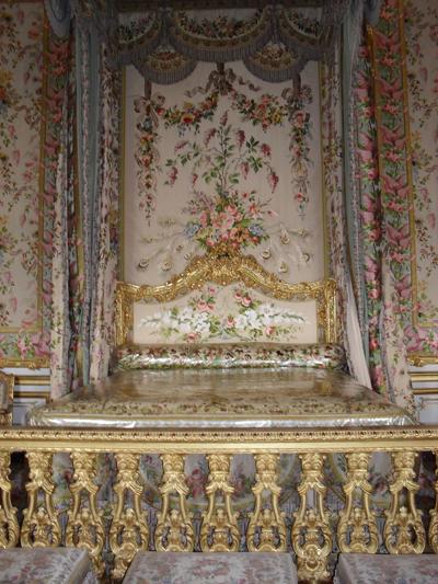 покои короля Версаль