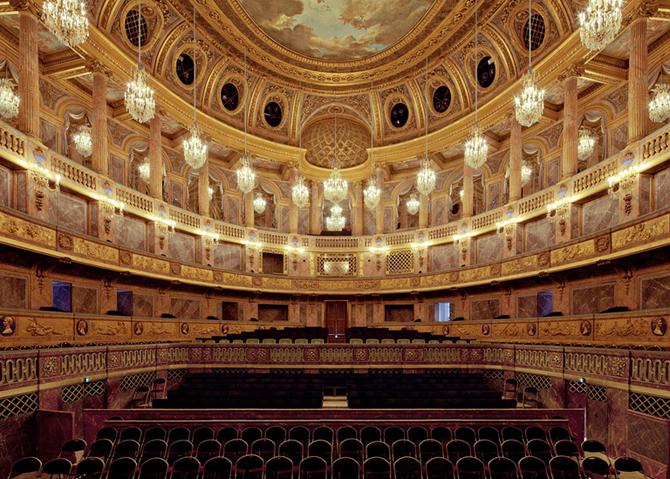 опера Версаля