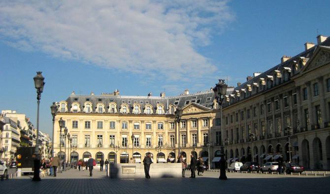 Ритц в Париже