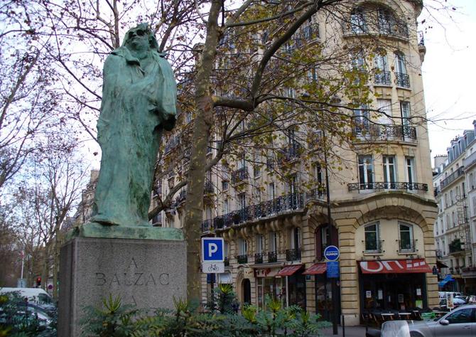 Бальзак Родена