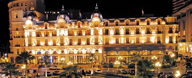 Отель в Монте-Карло