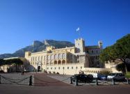 дворец Монако