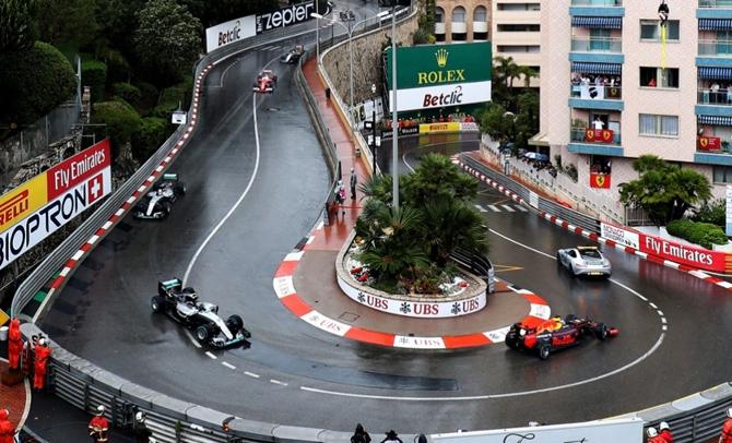 Монако Формула Один