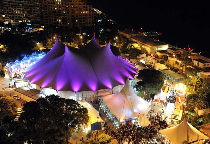 цирк Монако