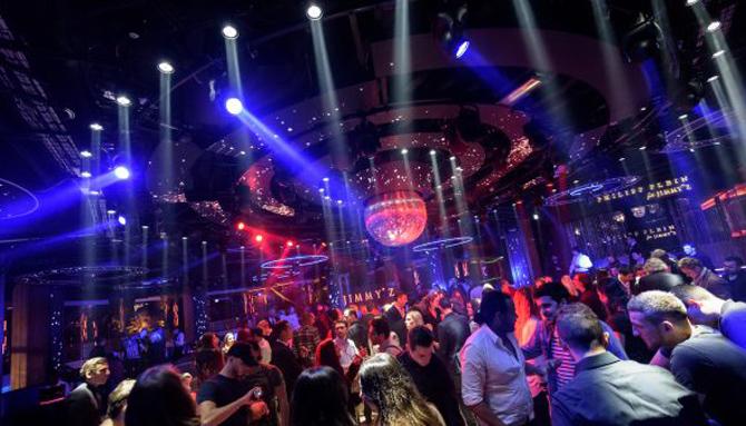 ночной клуб Монте-Карло
