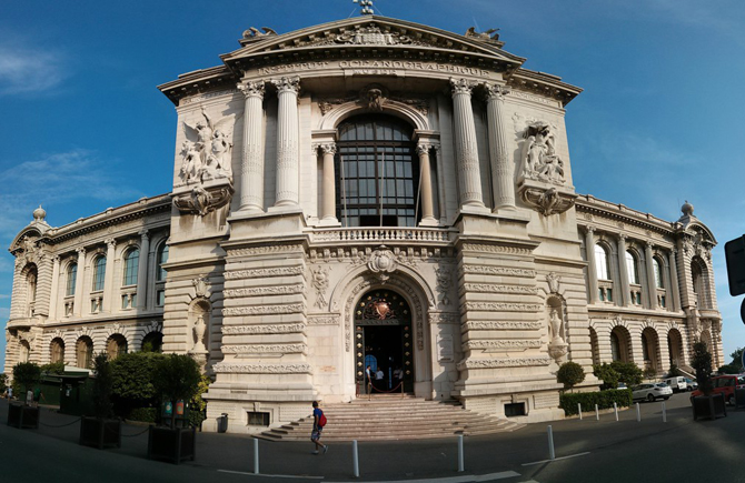 музей в Монако